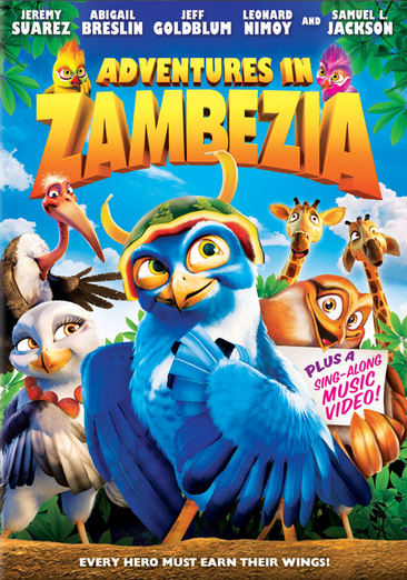Adventures in Zambezia 043396416031