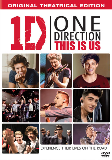 One Direction: This is Us 043396424173