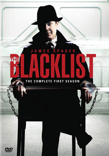 The Blacklist: The Complete First Season 043396436473