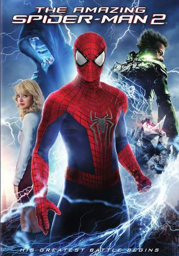 The Amazing Spider-Man 2 043396439610