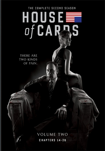 House of Cards: The Complete Second Season 043396440869