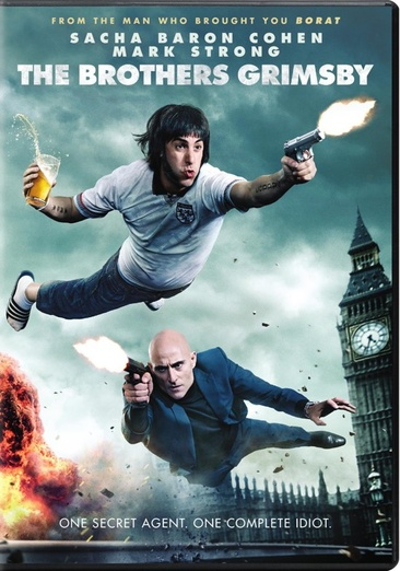 The Brothers Grimsby 043396446885