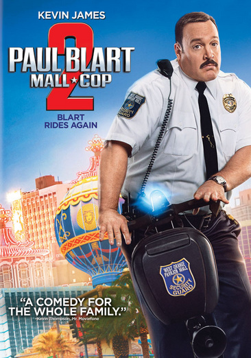 Paul Blart: Mall Cop 2 043396456846