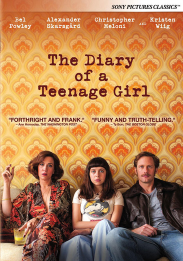 The Diary of a Teenage Girl 043396462816