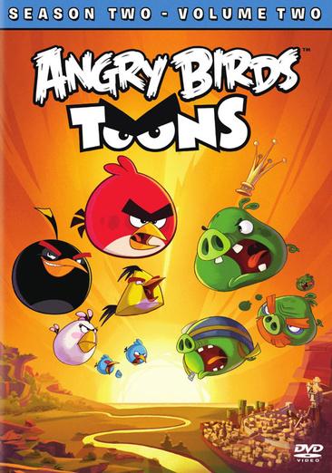 Angry Birds Toons: Season 2 Volume 2 043396465541