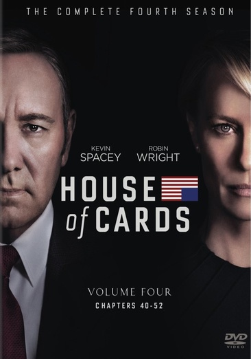 House Of Cards: Complete Fourth Season 043396475731