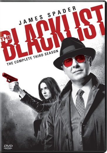 The Blacklist: The Complete Third Season 043396476295