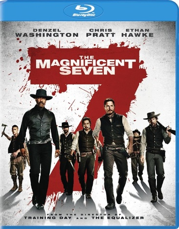 The Magnificent Seven 043396480209