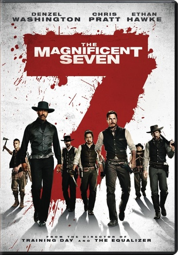 The Magnificent Seven 043396480230