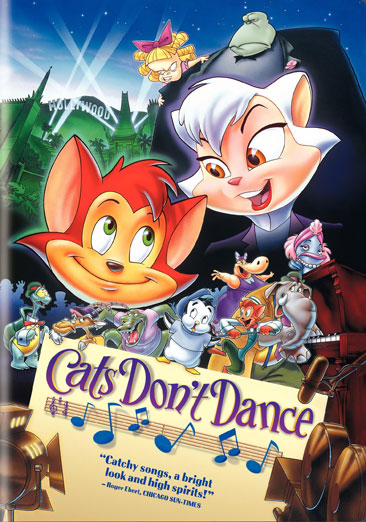 Cats Don't Dance 053939643022