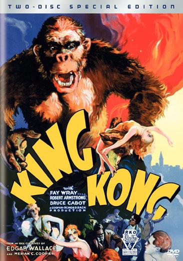 King Kong 053939724127
