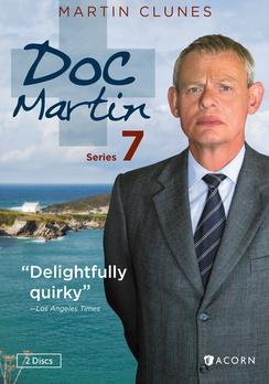 Doc Martin: Series 7 054961241590