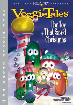 Veggie Tales: Toy That Saved Christmas 074645877297
