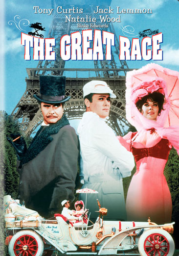 The Great Race 085391109129