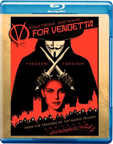 V for Vendetta 085391117018