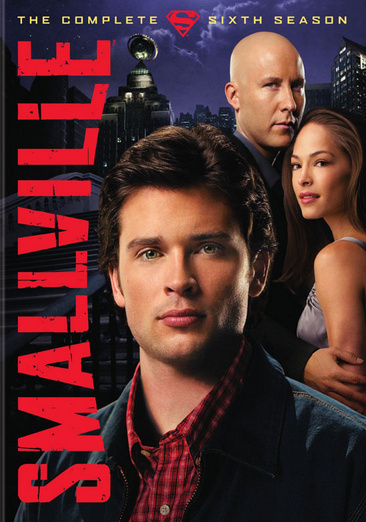 Smallville: The Complete Sixth Season 085391125860