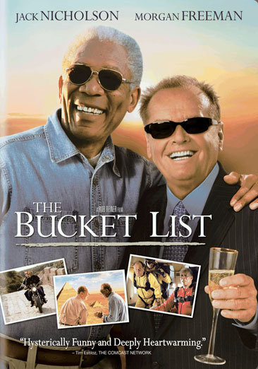 The Bucket List 085391139881