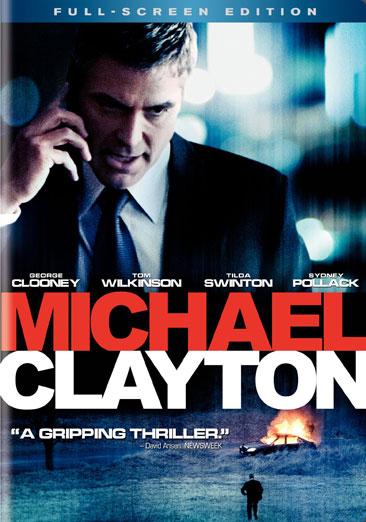 Michael Clayton 085391140344