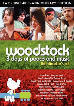 Woodstock: 3 Days of Peace & Music 085391176756