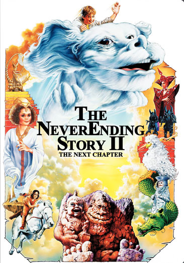 The Neverending Story II: The Next Chapter 085391327820
