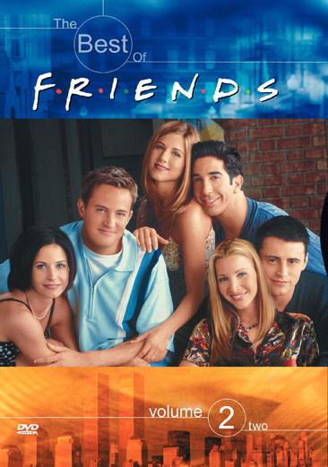 The Best Of Friends Vol 2 085391895626