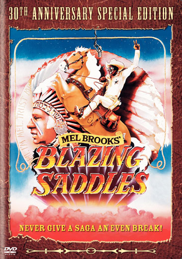 Blazing Saddles 085391895923