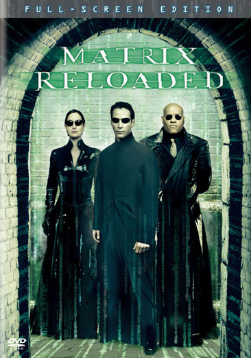 The Matrix: Reloaded 085392185122