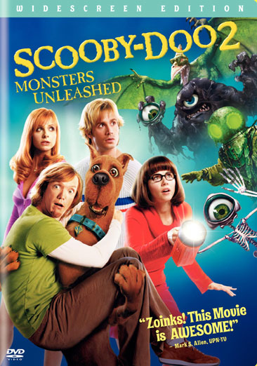 Scooby Doo 2: Monsters Unleashed 085392839926