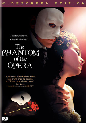 Andrew Lloyd Webber's The Phantom of the Opera 085393895129