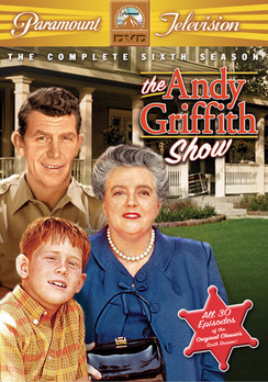 The Andy Griffith Show: The Complete Sixth Season 097360384345