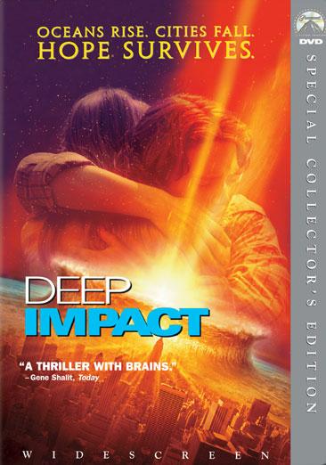 Deep Impact 097360533743