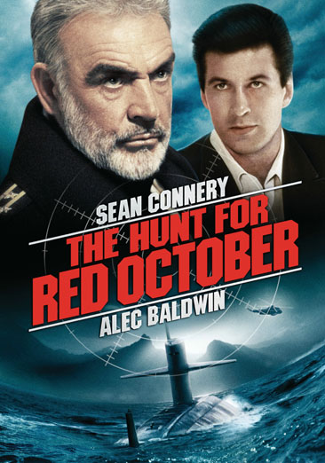 The Hunt For Red October 097360564044