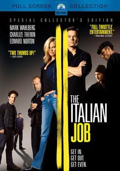 The Italian Job 097360569049