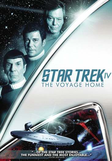 Star Trek IV: The Voyage Home 097360719048