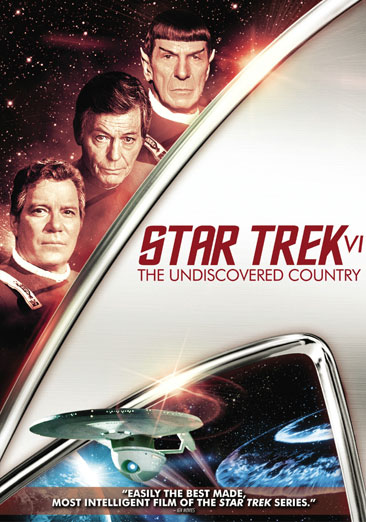 Star Trek VI: The Undiscovered Country 097360719246