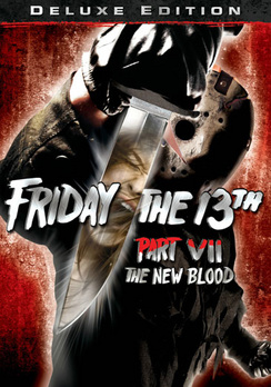 Friday The 13th, Part VII: The New Blood 097360723649