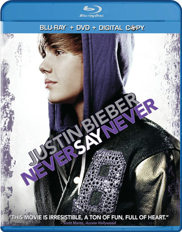 Justin Bieber: Never Say Never 097360810448