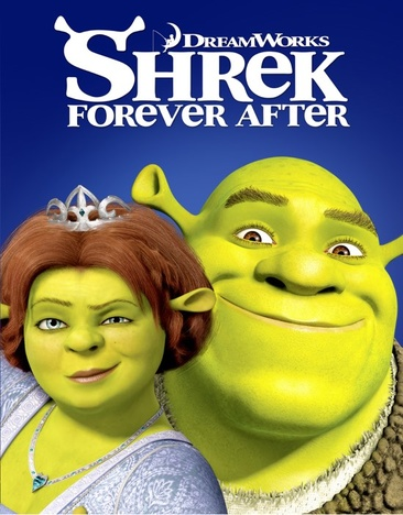 Shrek Forever After 097360825244