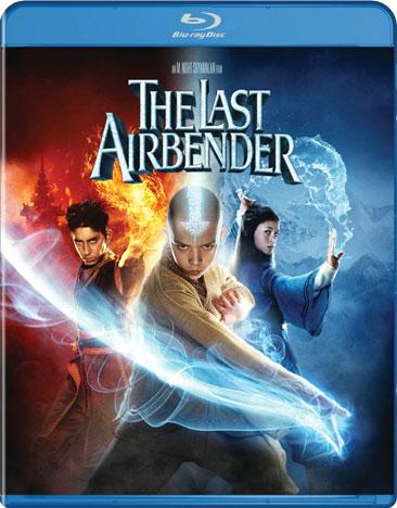The Last Airbender 097360990942