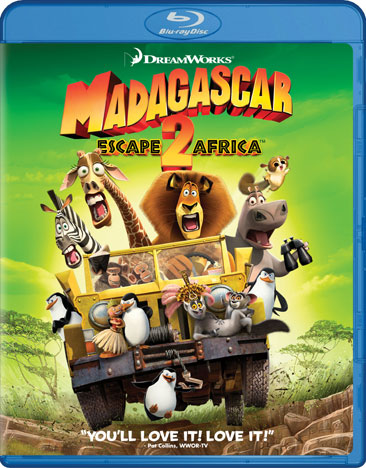Madagascar: Escape 2 Africa 097361099941
