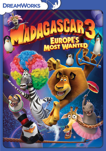 Madagascar 3: Europe's Most Wanted 097361169941