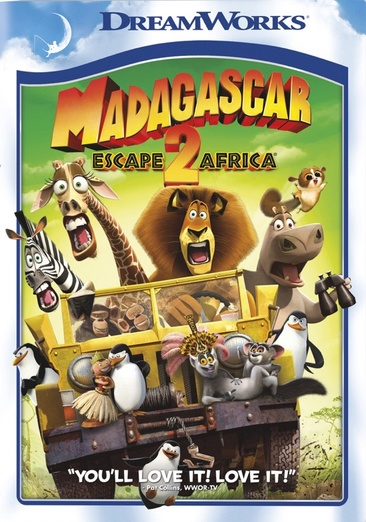 Madagascar: Escape 2 Africa 097361179148