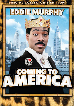 Coming To America 097361222943