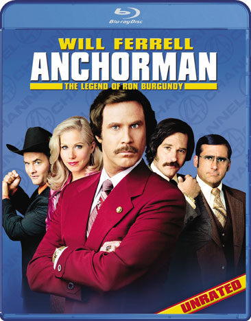 Anchorman: The Legend of Ron Burgundy 097361314242