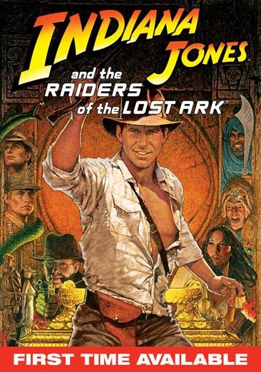Raiders of the Lost Ark 097361328249