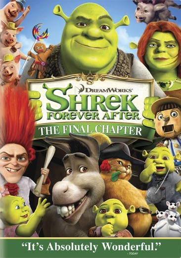 Shrek Forever After 097361329642