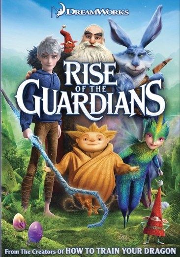 Rise of the Guardians 097361329840