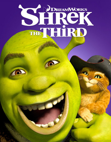 Shrek the Third 097361388847