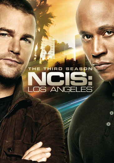 NCIS: Los Angeles - The Third Season 097361449241