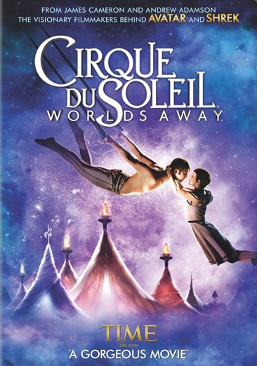 Cirque du Soleil: Worlds Away 097361700441
